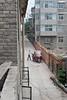 A Yuanqu alleyway. (Yuanqu, Yuncheng, Shanxi, CN - 07/21/12, 1:17:39 PM)