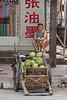 Xi Gua (Watermelon). (Yanshi Shi, Luoyang Shi, Henan Sheng, CN - 08/16/06, 12:57:45 PM)