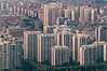 With a population of almost nine million people, approximately four million of whom live in the urban core, brand-new, deluxe, high-rise apartment houses are springing up everywhere in Hangzhou. (07/24/11, 3:40:28 PM)