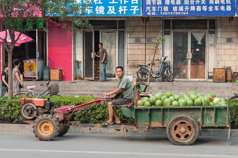 (Laocheng, Luoyang, Henan, CN - 07/13/11, 5:00:07 PM)
