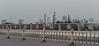 Central Luoyang as seen from the Ding Ding Big Bridge. (Luoyang, Henan, CN - 07/10/11, 12:46:16 AM)