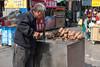 Street Yams. (Wenfeng, Anyang, Henan, CN - 10/25/13, 12:24:01 PM)