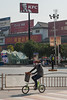 The Colonel oversees his domain. (Wenfeng, Anyang, Henan, CN - 10/25/13, 11:47:29 AM)
