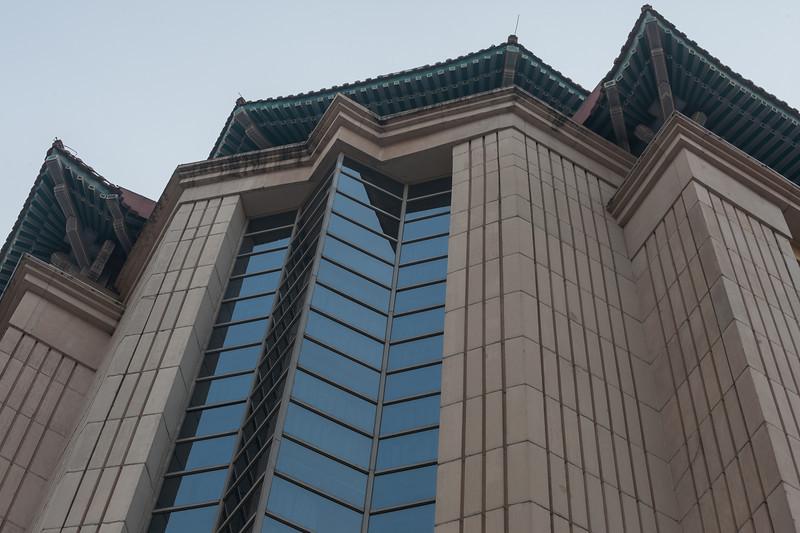 Beijing's Sunworld Dynasty Hotel. (Dongcheng, Beijing, CN - 10/22/13, 9:22:09 AM)