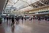 Beijing West Railway Station main lobby. (Fengtai, Beijing, CN - 10/24/13, 1:54:06 PM)
