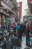 A bustling back-street in Beijing. (Xicheng, Beijing, CN - 10/23/13, 3:23:13 PM)
