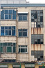 A standard, late-20th Century Yanshi Apartment house. (Yanshi, Luoyang, Henan, CN - 10/29/13, 1:28:27 PM)