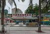 Streetside outdoor restaurant. (Sanya, Hainan, CN - 10/13/14, 5:13:35 PM)