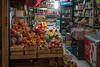 A man sits in a Beijing hutong convenience store. (Dongcheng Qu, Beijing, CN - 11/01/16, 7:18:11 PM)