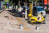 Street scene (Yanshi, Henan, CN - 11/06/13, 12:51:06 PM)
