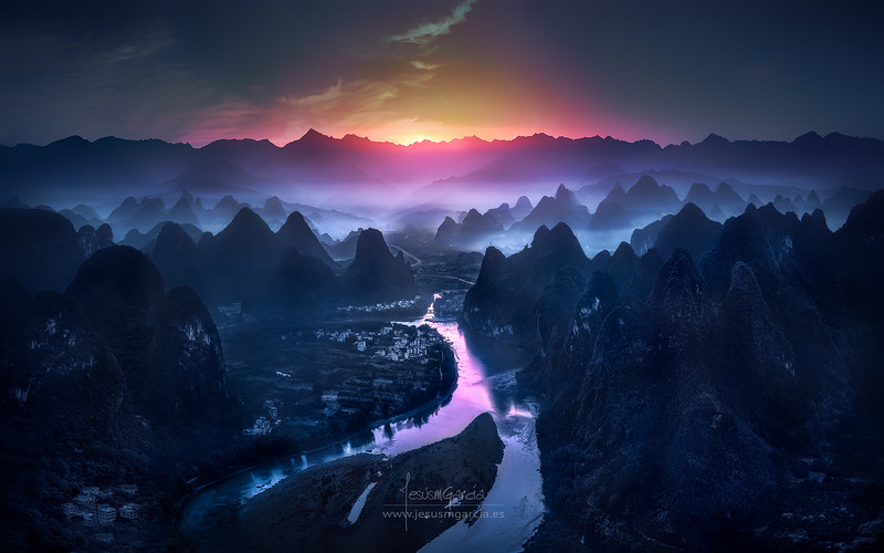 The Earth Awakening - CHINA