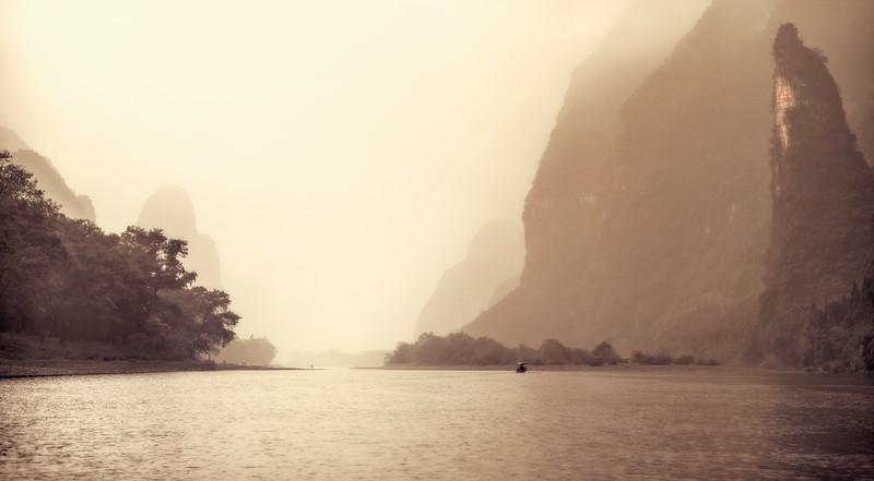 Lijang Fog