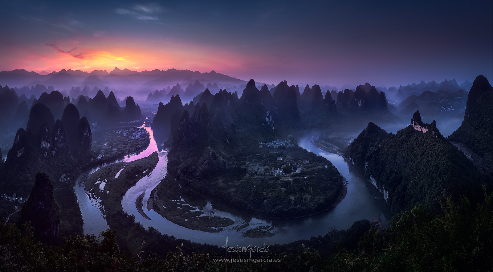 "Good Morning  Damian Shan - fotografía ganadora ""The Epson international Pano Awards 2017"""