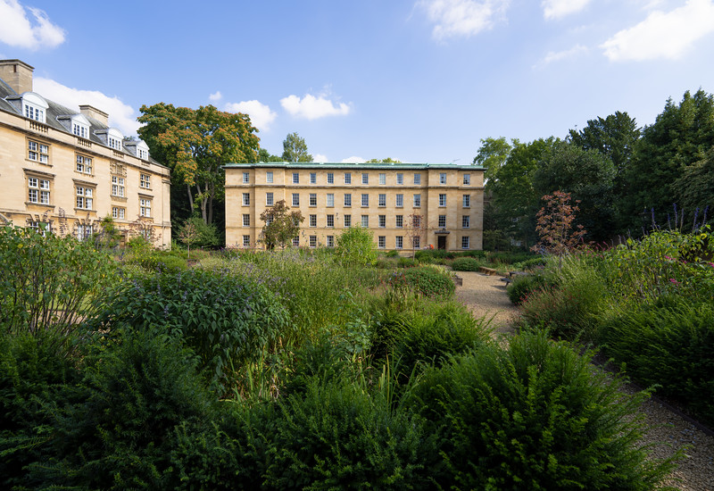 Third Court, Christ's College, Cambridge (Sep 2021)