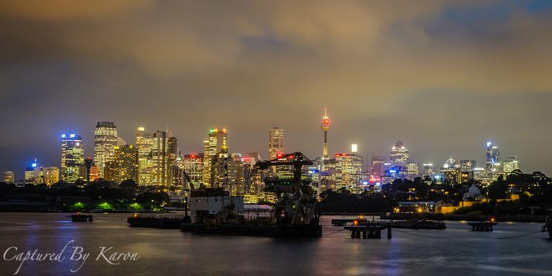 Sydney from Birchgrove