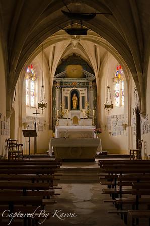 Chapelle, Luzech