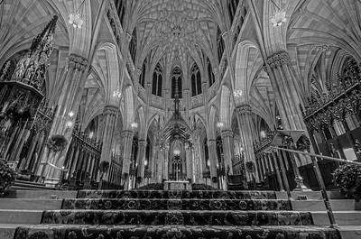 St. Patrick's Cathedral - Manhattan, New York