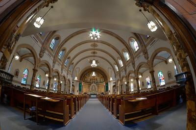 St. Joseph's RC Church - Bogota, New Jersey