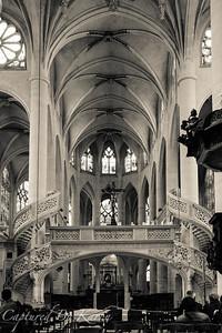 Église Saint-Étienne-du-Mont, Paris