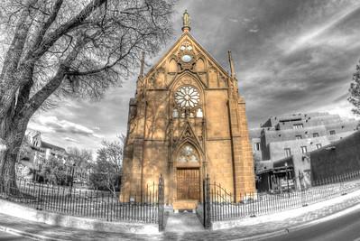 Loretto Church - Sante Fe, New Mexico