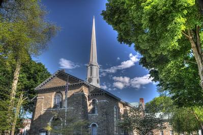 Old Dutch Church - Kingston, New York