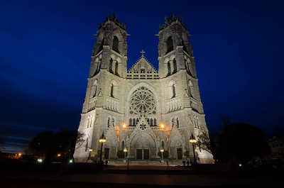 Cathedral Basilica of the Sacred Heart - Newark, New Jersey