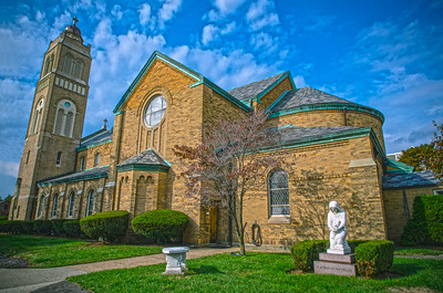 St. Joseph's RC Church - Bogota, New Jersey