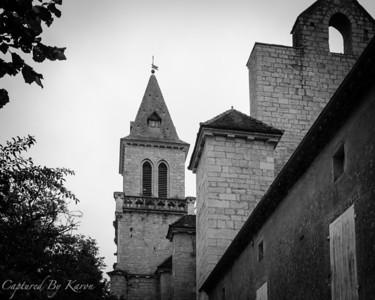 Église Saint-Pierre-ès-Liens de Canourgues  Les Junies