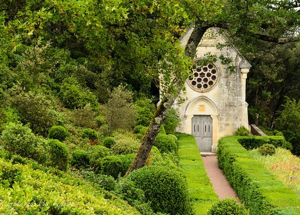 Chapelle, Marqueyssac Gardens