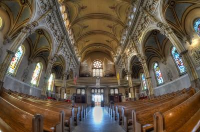 St. Nicholas of Tolentine Church - Atlantic City, New Jersey