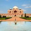 Mogul King Humayun's Tomb in New Delhi, India