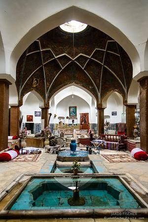 Tea House Hamam-e Khan