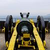 ancient cannon in Castle Koenigsstein