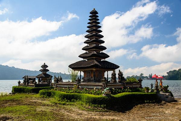Temple Pura Ulun Danu Beratan