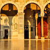 Ummyad Mosque at sunset, Damascus, Syria
