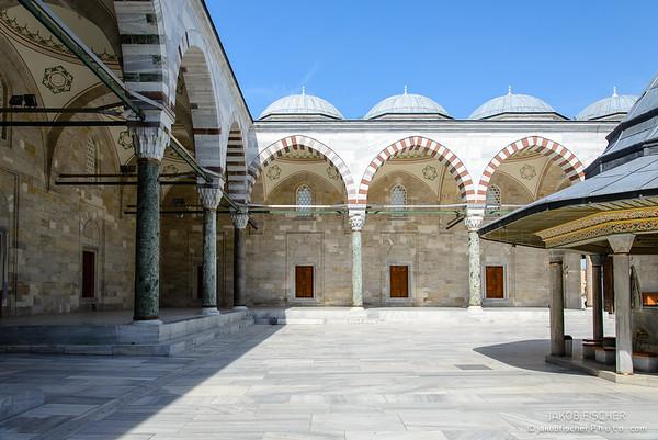 Fatih Sultan Mosque