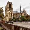 Approaching Notre Dame