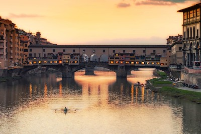 A Painting from Florence | Italy