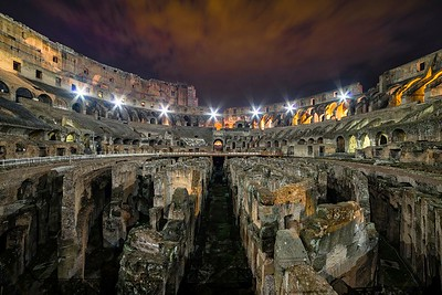 The heart of ROME | Colosseum, Rome
