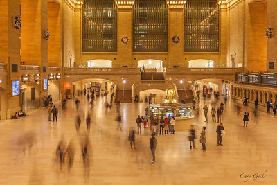 Ghosts of Grand Central
