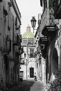 Lecce old street