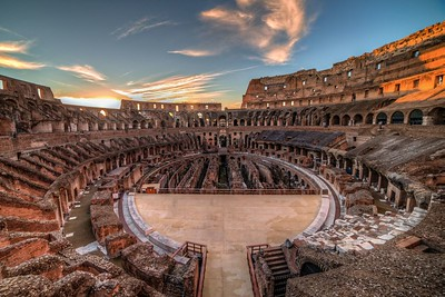 Echoes of Eternity | Colosseum, Rome