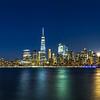 Moonrise NYC Panorama