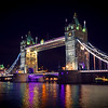 Tower Bridge in Colour