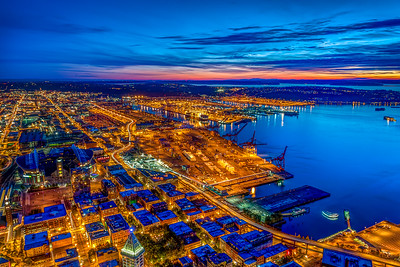 Port of Seattle Overview