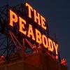Peabody in Neon