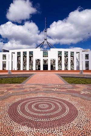 Parliament House Courtyard