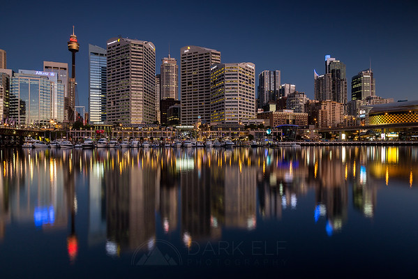 Darling Harbour Dusk