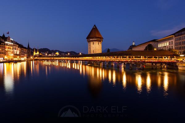Lucerne Evening