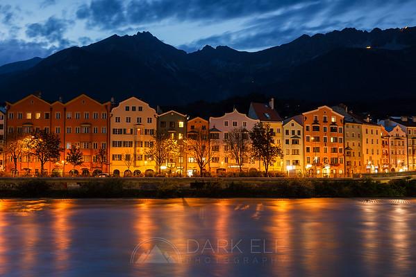 Innsbruck Evening